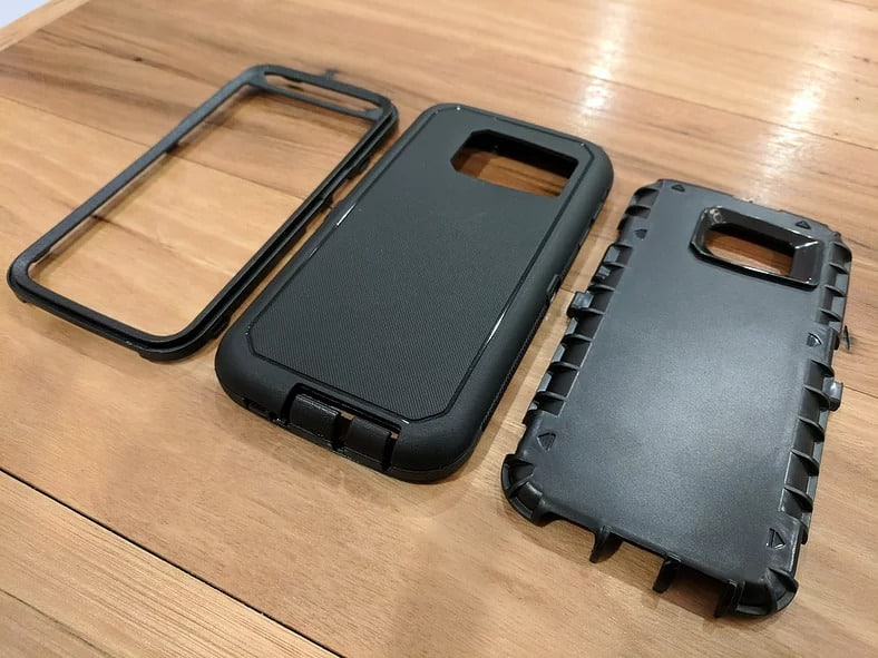 Protection for your edge screen -